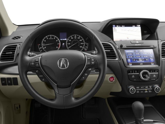 2016 Acura Rdx W Technology Package In Greenville Sc Bradshaw